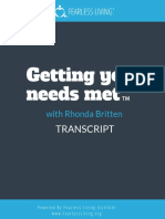 Getting your needs meet Rhonda Britten Final[1]