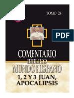 Tomo 24 - 1, 2 y 3 Juan, Apocalipsis.pdf