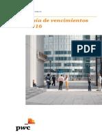 Guia Vencimientos PWC 2016 Colombia
