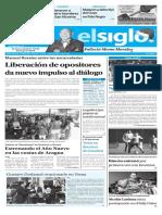 Edición Impresa El Siglo 02-01-2017