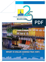 WHAT IS VAT?