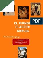 DIAPOSITIVAS LITERATURA GRIEGA