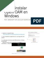 Como Instalar OpenFOAM en Windows