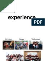AIESEC Experience-MBC 2016