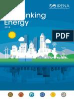 IRENA REthinking Energy 2nd Report 2015