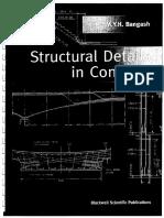 Detailing Manual - MYH.bangASH Structural Details in Concrete