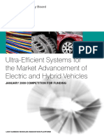 Ultra-Efficient Systems for the Market Advancement