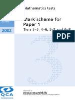 2002 Paper 1