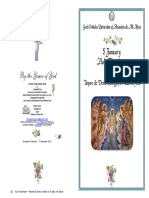 2017-5-6 Jan-Vespers & St Bas Div Lit - Theophany