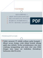 Tablet Salut Enterik Klp 7