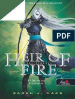 Sarah J. Maas - 3. a Tűz Örököse