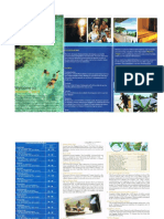 Brochures for Travelling