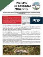 20161225 Giornalino Insieme Per Stregna Migliore