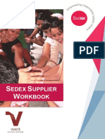 Sedex Supplier Workbook