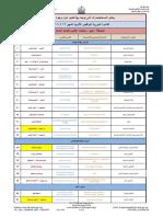 Sheet 2 Arabic PDF