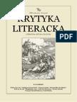 Krytyka Literacka 4 2016