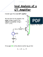board elex A Graphical Analysis of a BJT Amplifier (1)