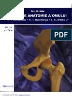 Atlas de Anatomie a Omului McMinn Ed a 4 A
