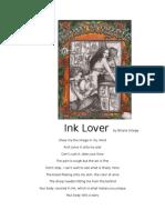ink lover  by briana ortega