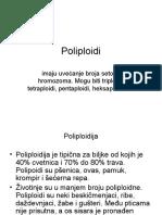 13.Poliploidija