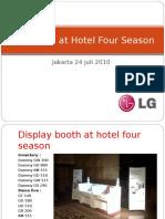 Exhibition at Hotel Four Season