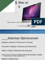 Slides Mac