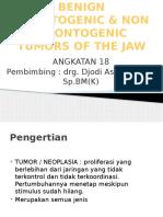 Odontogenik Tumor jinak