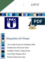 Trabalho SO Unix/Linux