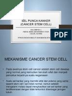 CANCER STEM CELL KLOMPOK 1 PA.pptx