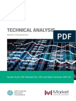 MTA - Technical Analysis Modern Perspectives