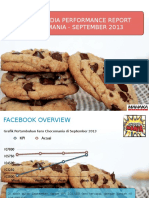 Chocomania Socmed Performance Report