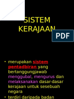 Sistem Kerajaan