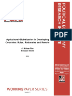Agricultural Globalization in Developing Countries_ Rules Ration