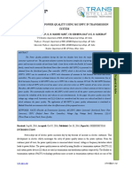 1. Electrical - Ijeeer-Enhancement of Power Quality Using Mc-dpfc in Transmission System