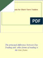 Short Term Technical Analysis (Trading Slides)