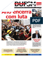 Jornal SEDUFSM Novembro/Dezembro