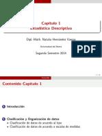 1. Conceptos básicos y Clasificación de datos
