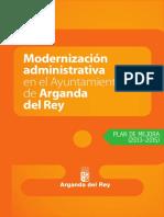 Modernizacion Ayto Arganda Del Rey