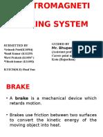 electromagneticbrakingsystemgroup14-160512081249