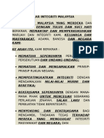IKRAR INTEGRITI MALAYSIA.docx