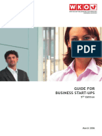 Guide for Business Startups