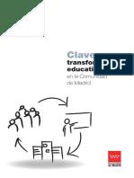 Claves para la transformación educativa
