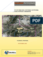 Kandiah Geodetic Control Network