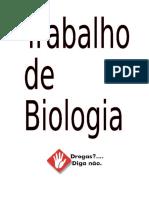 Trabalho de Biologia