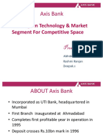 Axis Bank Case Analysis