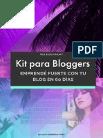 Kit Para Bloggers - ProBlogNinja