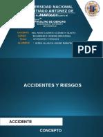 ACCIDENTES Y TIPOS DE ACCIDENTES, RIESGOS Y TIPOS DE RIESGOS.pptx