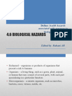 Chapter 4.6 Biological Hazard Ppt