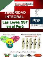 LEYES SST EN EL PERÚ.ppt