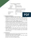 Rpp Pemeriksaan Dan Penggantian Regulator Imam m